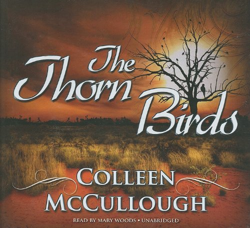 9781441740953: The Thorn Birds (Library Edition)