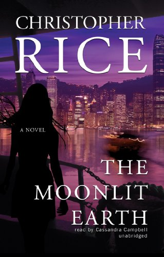 The Moonlit Earth: A Novel  (Library Edition) (1441742735) by Christopher Rice