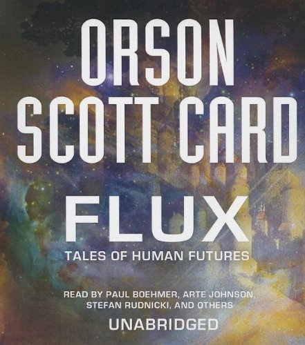 9781441747228: Flux: Tales of Human Futures (Maps in a Mirror)