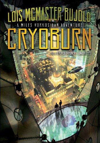 Cryoburn (A Miles Vorkosigan Adventure) (Library Edition): Lois McMaster Bujold