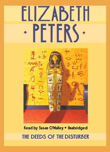 9781441747556: The Deeds of the Disturber (An Amelia Peabody Mystery)