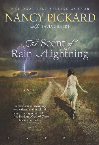 The Scent of Rain and Lightning: Library Edition (1441747710) by Nancy Pickard