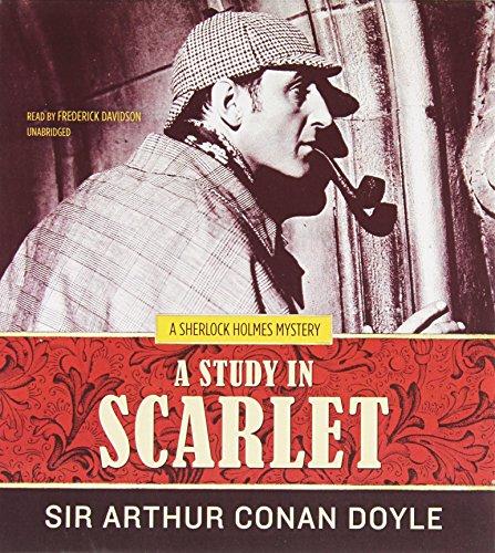 9781441750594: A Study in Scarlet (Sherlock Holmes)