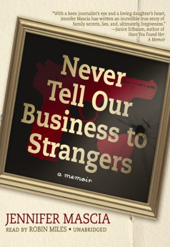 9781441751492: Never Tell Our Business to Strangers: A Memoir