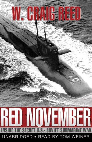 9781441752673: Red November: Inside the Secret U.S.-Soviet Submarine War