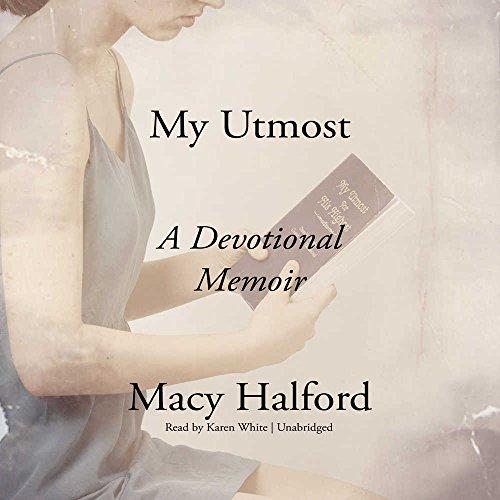 9781441753694: My Utmost: A Devotional Memoir; Library Edition