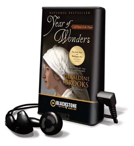 9781441754547: Year of Wonders: A Novel of the Plague [With Earbuds] (Playaway Adult Fiction)