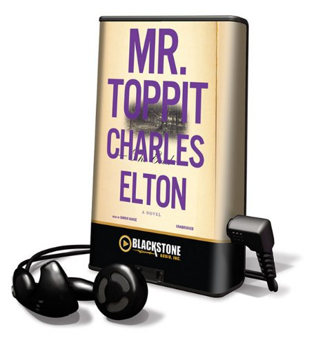 9781441759665: Mr. Toppit (Playaway Adult Fiction)