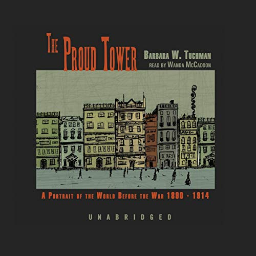 9781441760197: The Proud Tower: A Portrait of the World Before the War 1890-1914