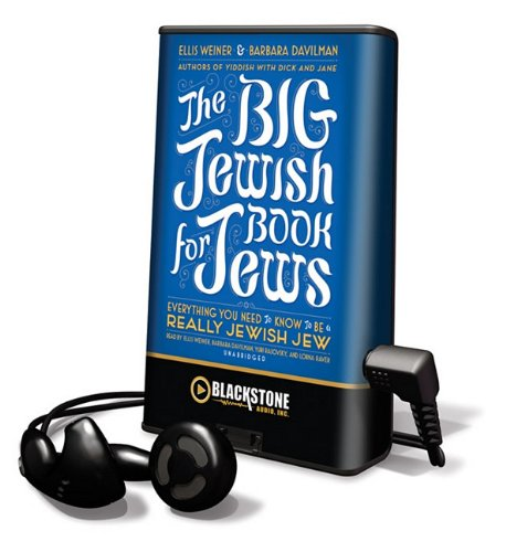 9781441760500: The Big Jewish Book for Jews (Playaway Adult Nonfiction)