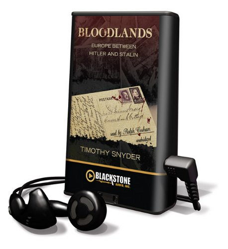 Bloodlands (Playaway Adult Nonfiction): Timothy Snyder