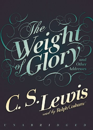 9781441761880: The Weight of Glory (Library Edition)
