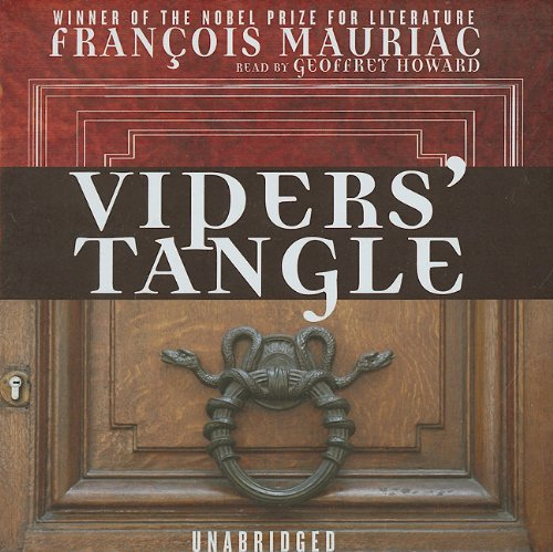 Vipers' Tangle (1441762264) by Francois Mauriac