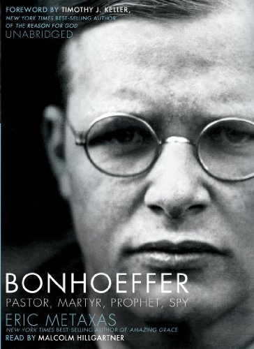 9781441766045: Bonhoeffer: Pastor, Martyr, Prophet, Spy: A Righteous Gentile vs. the Third Reich (Library Edition)