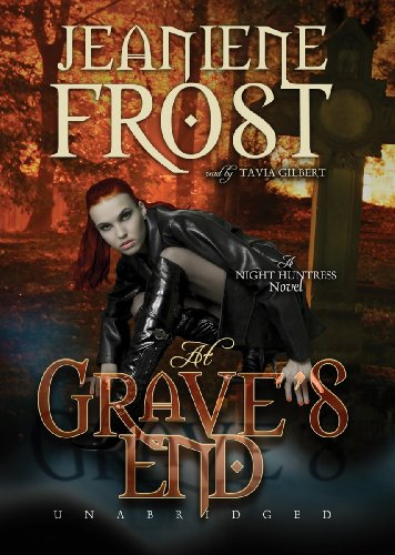 9781441768971: At Grave's End (A Night Huntress Novel, Book 3) (Library Edition)