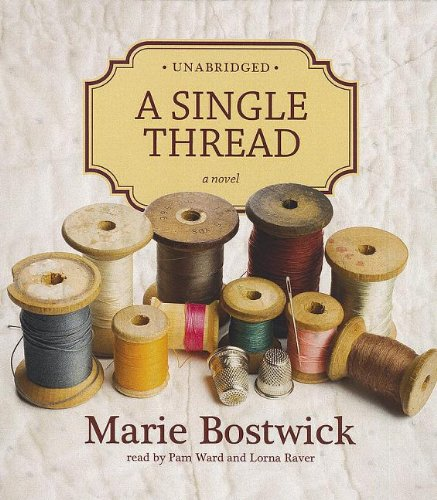 9781441770455: A Single Thread (The Cobbled Court series, Book 1) (Cobbled Court Quilts Novels)