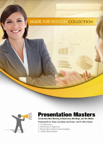 9781441772572: Presentation Masters: Communication Mastery in Speeches, Meetings, and the Media (Made for Success Collection)