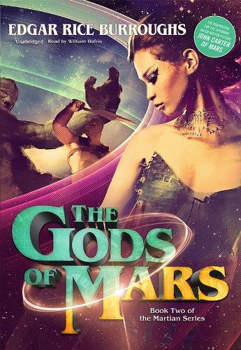 9781441774590: The Gods of Mars (The Martian-Barsoom-John Carter Series, Book 2) (Library Edition)