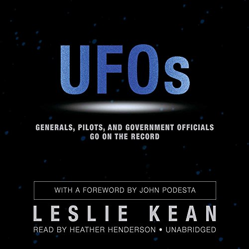 9781441776150: UFOs: Generals, Pilots, and Government Officials Go on the Record