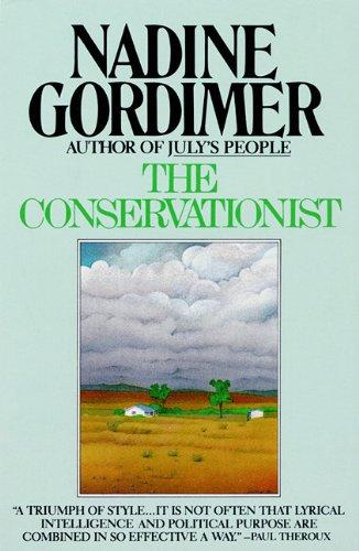 The Conservationist -: Nadine Gordimer