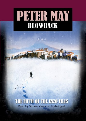 9781441777850: Blowback (The Enzo Files, #5)(Library Edition)