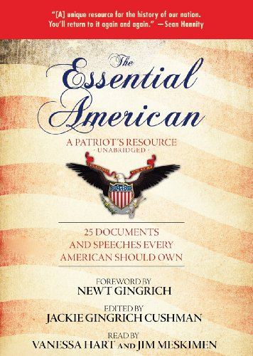 9781441778352: The Essential American, A Patriot's Resource: 25 Documents and Speeches Every American Should Own