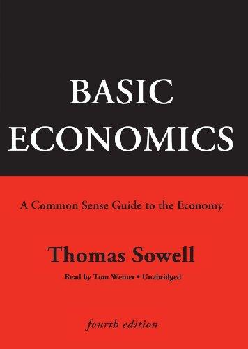 9781441778659: Basic Economics, Fourth Edition: A Common Sense Guide to the Economy