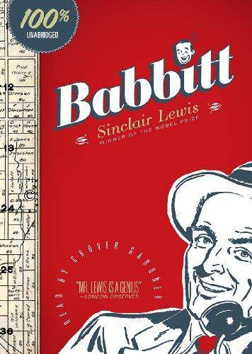 9781441779540: Babbitt (Library Edition)