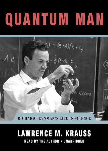 9781441780256: Quantum Man: Richard Feynman's Life in Science (The Great Discoveries Series)