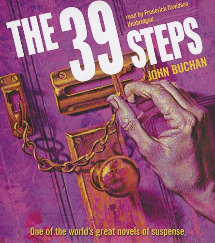 The 39 Steps (Richard Hannay): Buchan, John