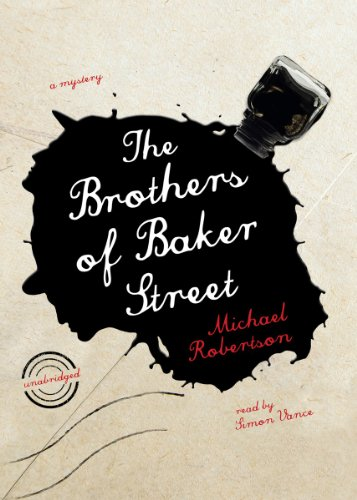 9781441781659: The Brothers of Baker Street (The Baker Street Mysteries, Book 2)