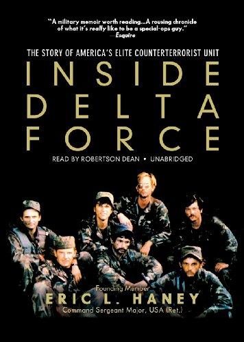 9781441782342: Inside Delta Force: The Story of America's Elite Counterterrorist Unit