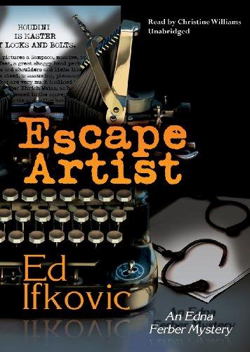 9781441782533: Escape Artist (The Edna Ferber Mysteries, Book 2)(Library Edition)