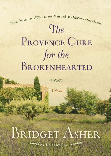 The Provence Cure for the Brokenhearted: A Novel (Library Edition): Bridget Asher