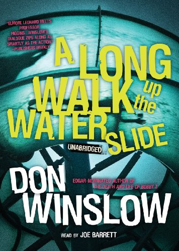 9781441786821: A Long Walk Up the Water Slide (Neal Carey Mystery, #4)