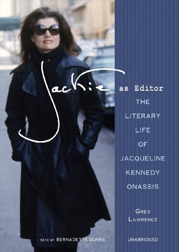 9781441787217: Jackie As Editor: The Literary Life of Jacqueline Kennedy Onassis