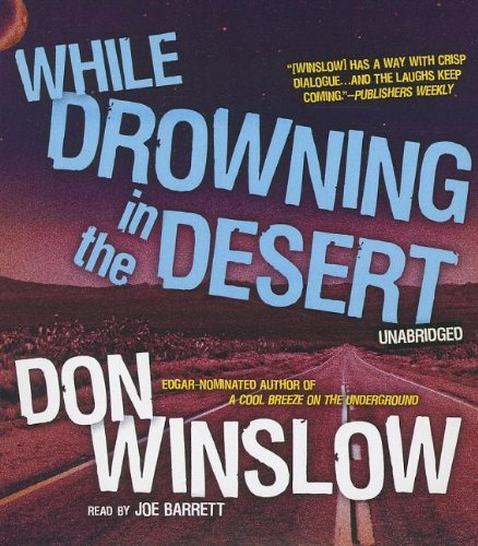 9781441790590: While Drowning in the Desert (Neal Carey Mysteries, Book 5)