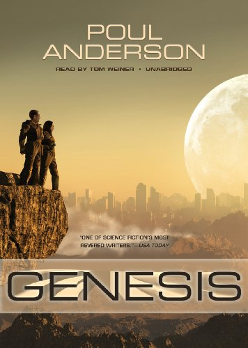 Genesis (Library Edition): Poul Anderson