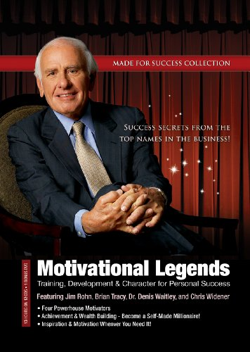 Motivational Legends: Training, Development & Character for Personal Success (Made for Success ...