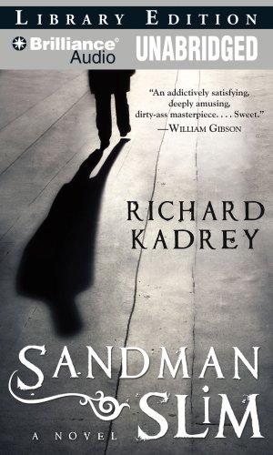 9781441800428: Sandman Slim (Sandman Slim Series)