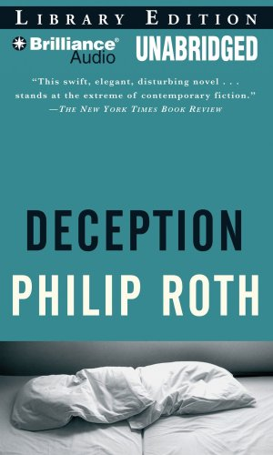 Deception: Philip Roth