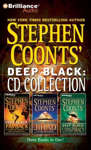 9781441801524: Stephen Coonts Deep Black Collection 2: Deep Black: Payback, Deep Black: Jihad, Deep Black: Conspiracy