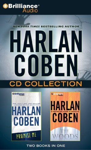 9781441801531: Harlan Coben CD Collection: Promise Me, The Woods