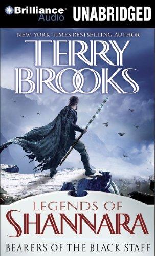 Bearers of the Black Staff (Legends of Shannara Duology): Brooks, Terry