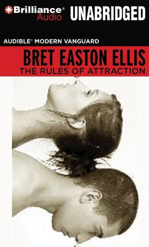 9781441806192: The Rules of Attraction (Audible Modern Vanguard)