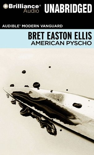 9781441806314: American Psycho (Audible Modern Vanguard)