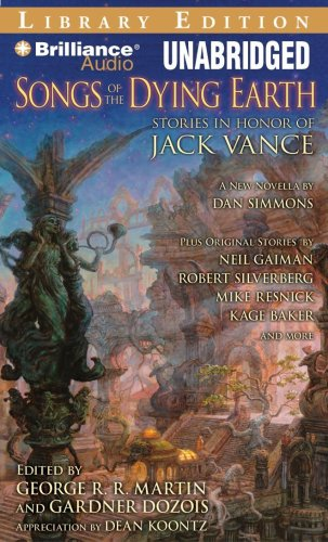 9781441807014: Songs of the Dying Earth: Stories in Honor of Jack Vance