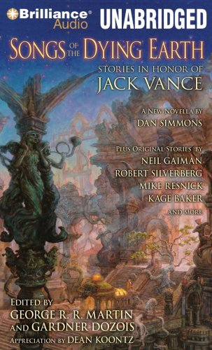 9781441807021: Songs of the Dying Earth: Stories in Honor of Jack Vance