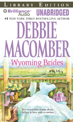 Wyoming Brides (1441807489) by Macomber, Debbie