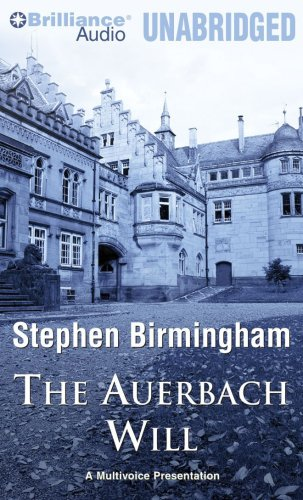 9781441808011: The Auerbach Will